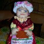 Кукла на чайник своими руками. Мастер-класс