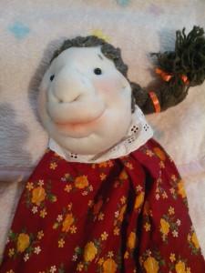 Кукла для кукольного театра своими руками