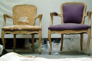 Ремонт мебели своими руками - Реставрация мягкой мебели