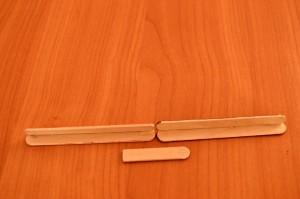 Игрушечный мостик своими руками - соединяем 2 уголка