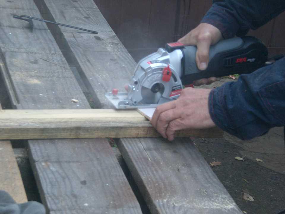 Skil 5330 Multisaw - Режем керамическую плитку