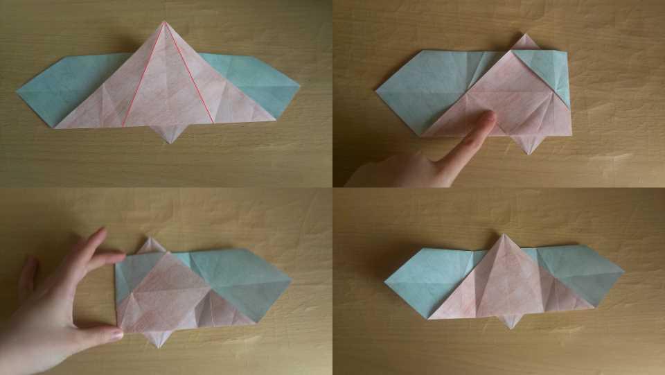 Оригами Мастер Йода своими руками 10