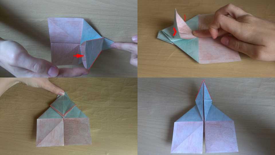 Оригами Мастер Йода своими руками 14