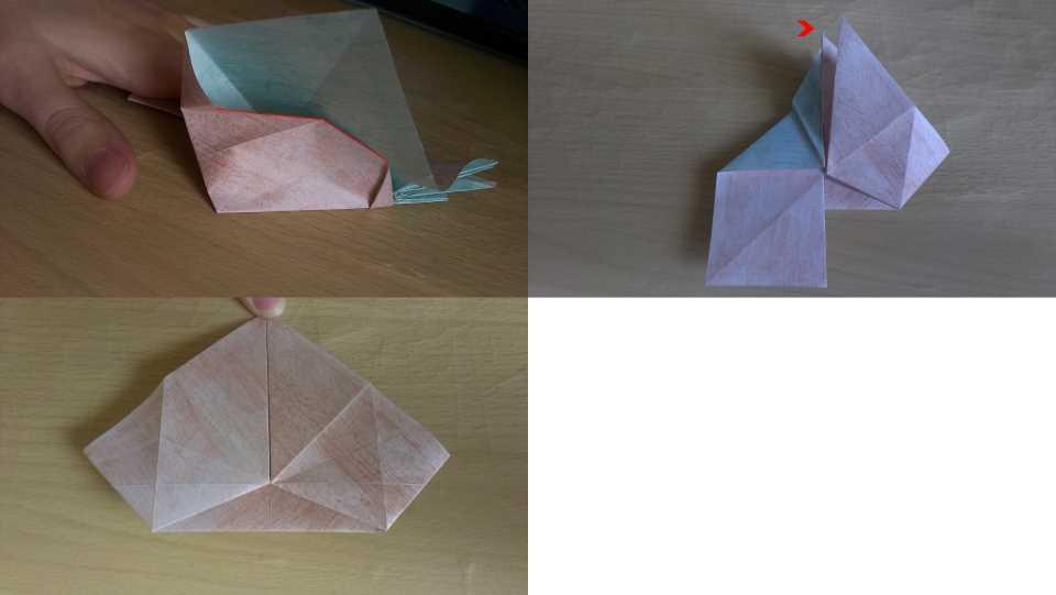 Оригами Мастер Йода своими руками 16