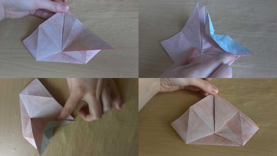 Оригами Мастер Йода своими руками 17