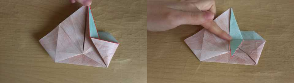 Оригами Мастер Йода своими руками 18