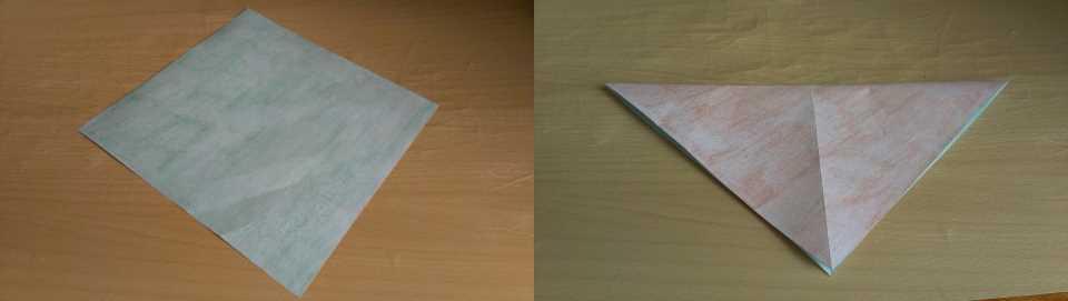 Оригами Мастер Йода своими руками 2
