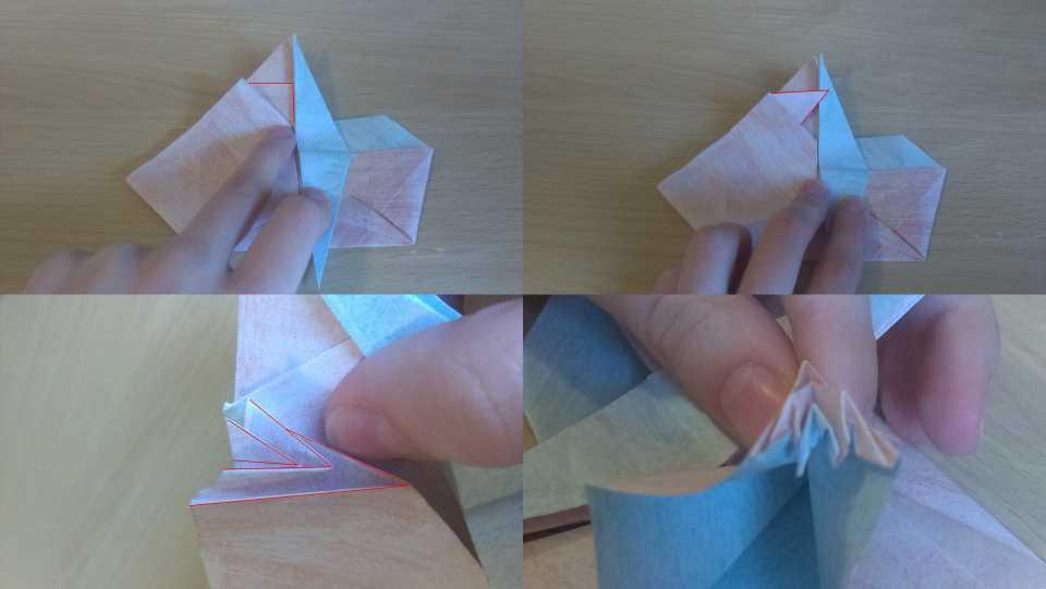 Оригами Мастер Йода своими руками 20