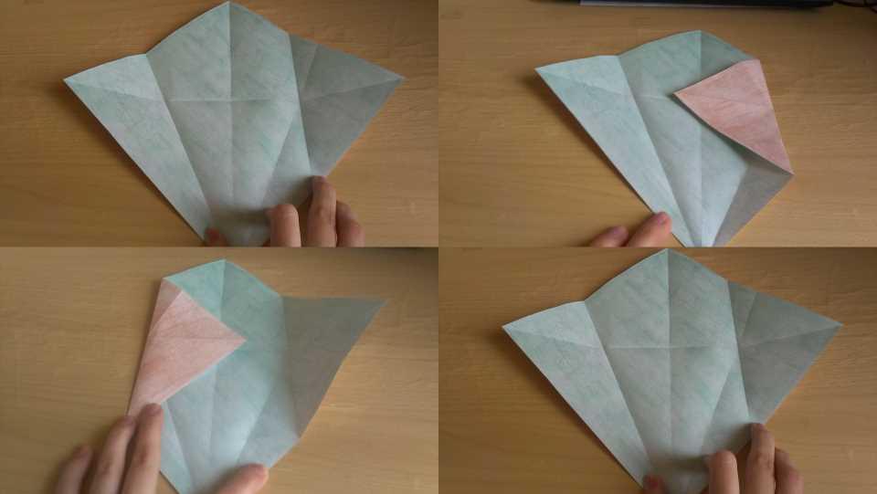 Оригами Мастер Йода своими руками 4