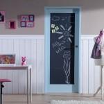 Дизайн детской комнаты: Необычная дверь в комнате вашего малыша