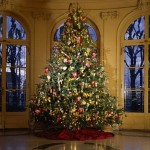 Как установить Новогоднюю ёлку