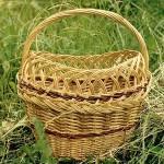 Плетение из лозы своими руками