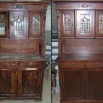 Реставрация деревянной мебели своими руками — рекомендации