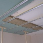 Звукоизоляция потолка или Таблетка от шумных соседей