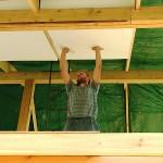 Утепляем крышу дома своими руками